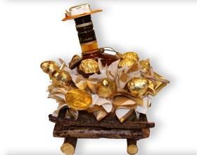 L002.104 Букет из конфет Франт