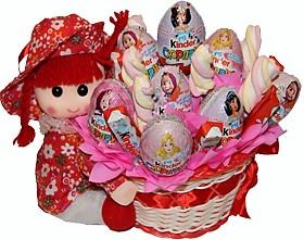 L002.143 Букет из конфет Детская радость