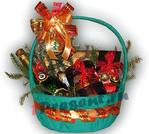 Новогодние подарки тамбов 89