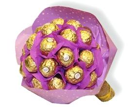 L002.39 Праздничный букет из конфет «Сладкая феерия»