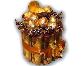 L002.49 Сладкий букет из конфет Успех