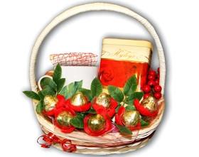 L002.55 Праздничный букет из конфет Маки